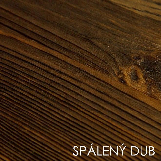 Olejovosk a Strukturování - Dub Opalovaný