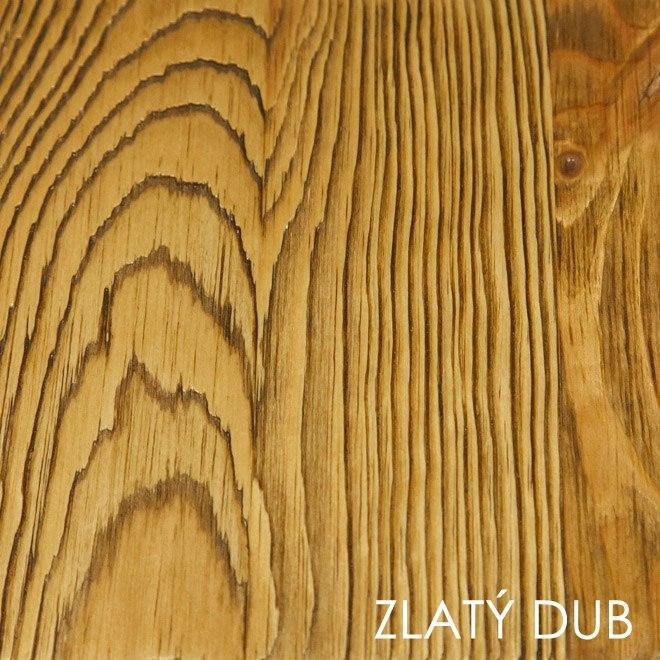 Olejovosk a Strukturování - Zlatý dub