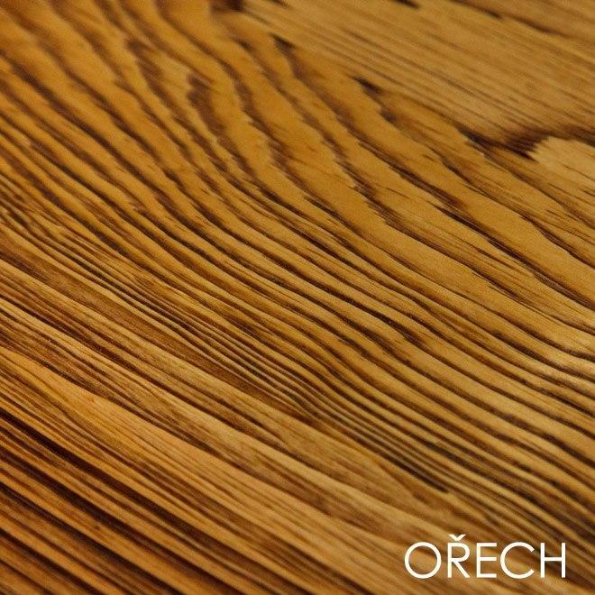 Olejovosk a Strukturování - Ořech