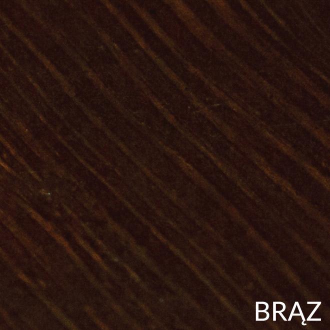 Lakierobejca - brąz