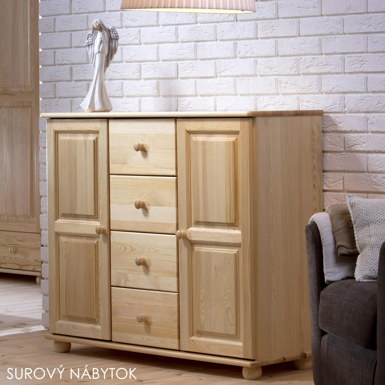 Surový nábytok
