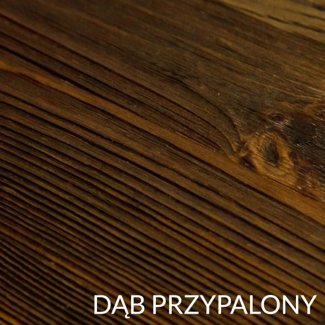 Olejowosk+struktura - dąb przypalony
