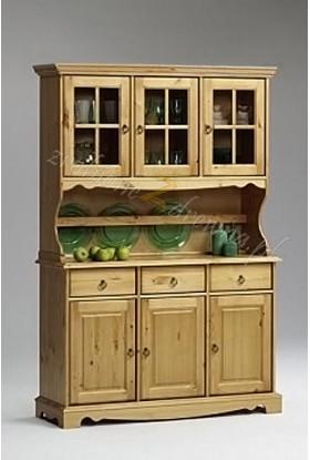 Kredens drewniany Romantik 03 do kuchni