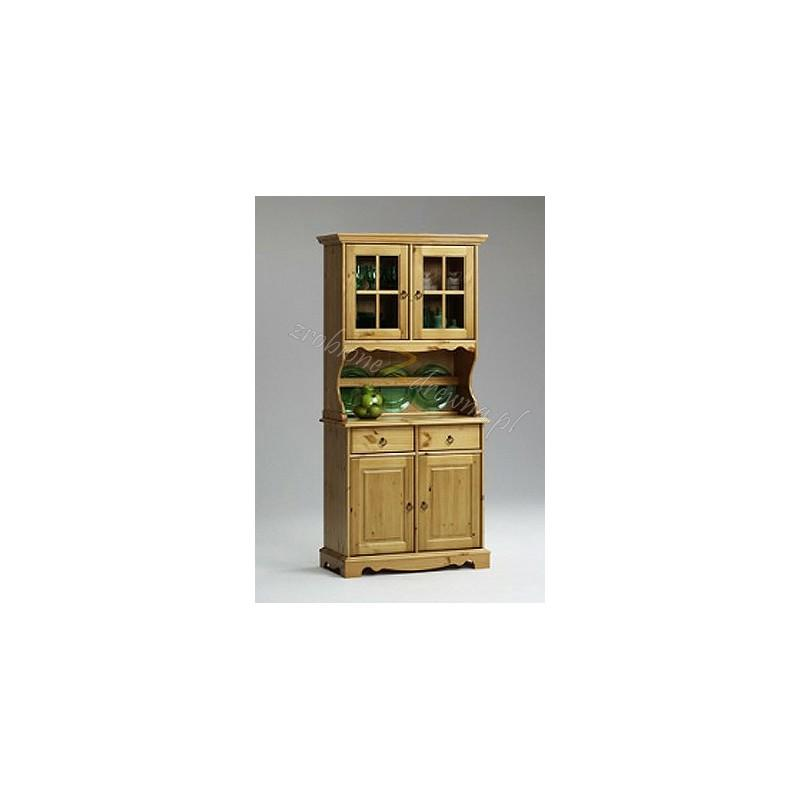 Kredens drewniany Romantik 05 do kuchni>                                         <span class=