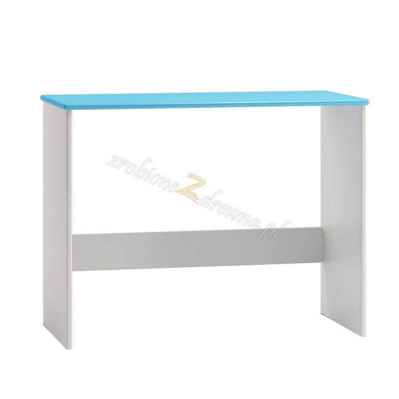 Białe biurko drewniane Smyk 09 dla dziecka>                                         <span class=