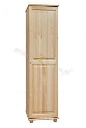 Szafa drewniana Klasyczna 01 do sypialni