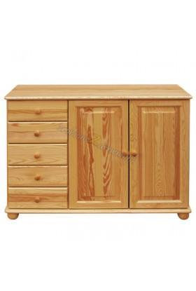 Komoda drewniana Klasyczna 13 do salonu