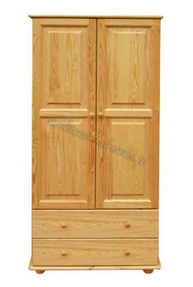 Bieliźniarka drewniana Klasyczna 30 do sypialni
