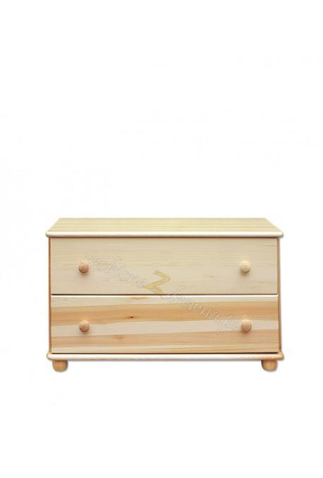 Komoda drewniana Klasyczna 38 do salonu