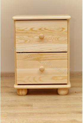 Komoda drewniana Klasyczna 48 do salonu