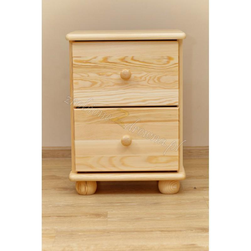Komoda drewniana Klasyczna 48 do salonu>                                         <span class=