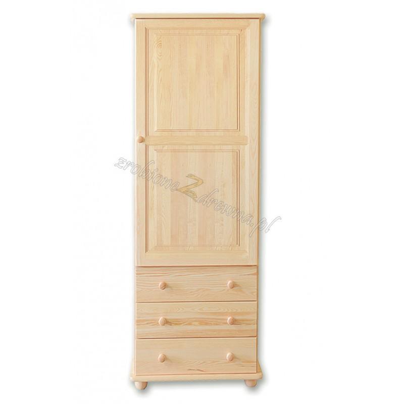 Witryna drewniana Klasyczna 15 do salonu>                                         <span class=