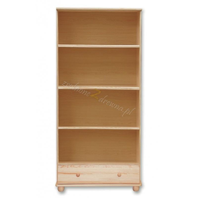 Regał drewniany Klasyczny 22 do salonu>                                         <span class=