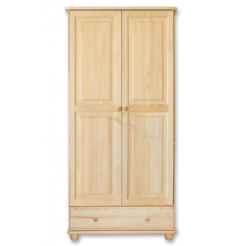 Witryna drewniana Klasyczna 24 do salonu>                                         <span class=