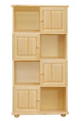 Witryna drewniana Klasyczna 32 do salonu