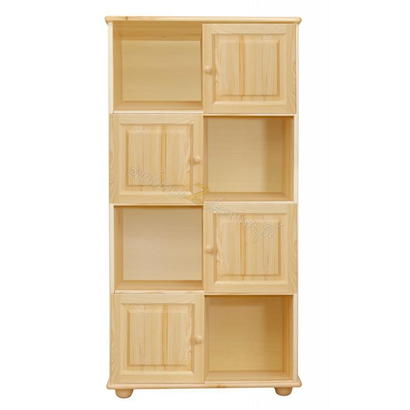 Witryna drewniana Klasyczna 32 do salonu>                                         <span class=