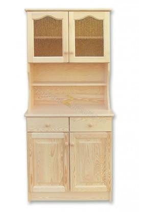 Kredens drewniany Klasyczny 49 do kuchni