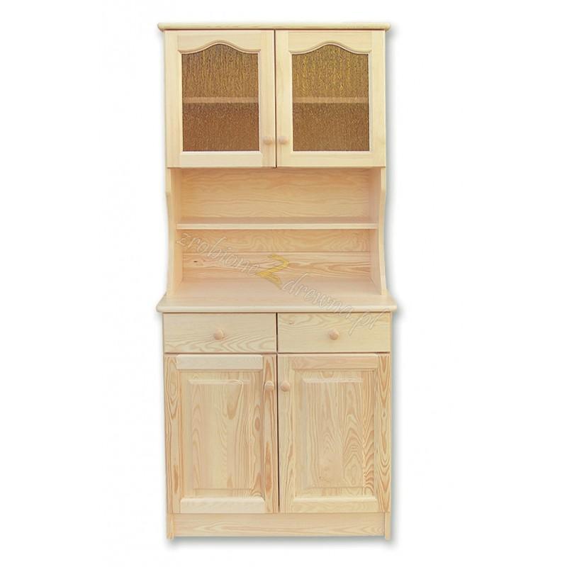 Kredens drewniany Klasyczny 49 do kuchni>                                         <span class=