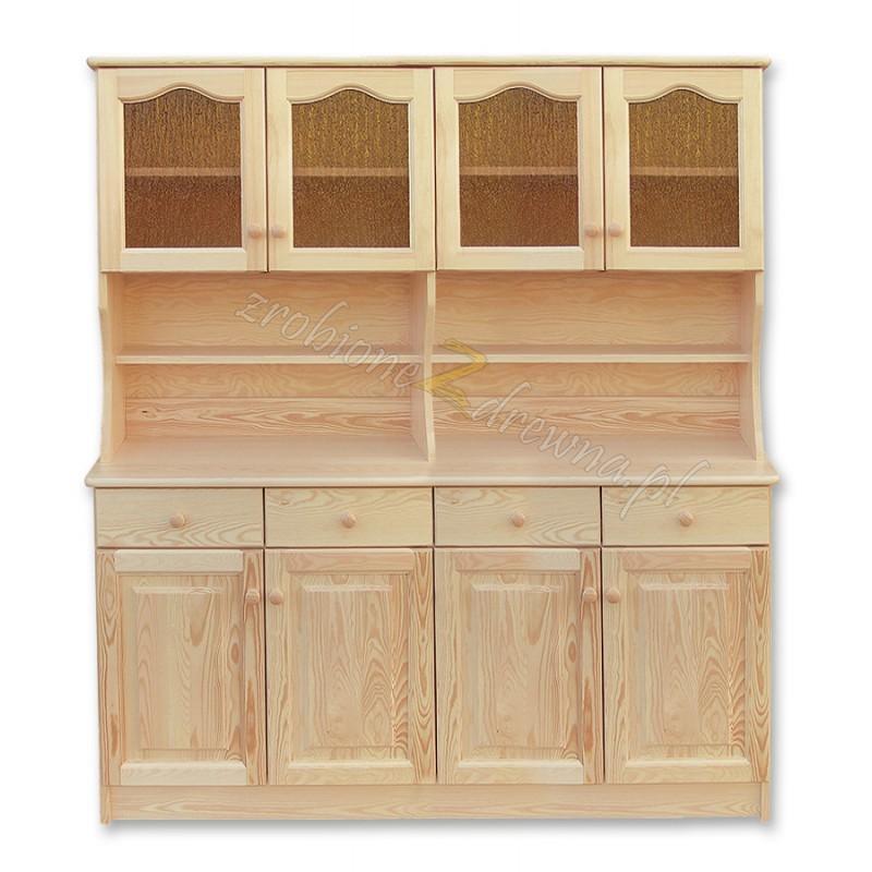 Kredens drewniany Klasyczny 51 do kuchni>                                         <span class=