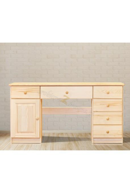 Biurko drewniane Klasyczne 04 do gabinetu