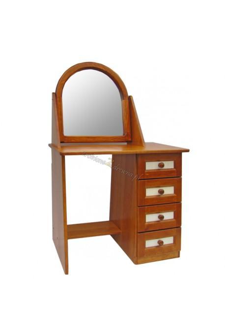 Toaletka drewniana Klasyczna 13 do sypialni