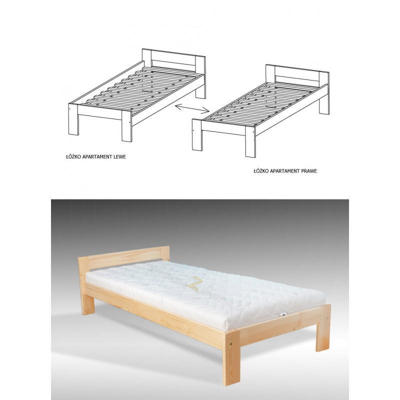 Łóżko hotelowe Klasyczne 02 do sypialni>                                         <span class=
