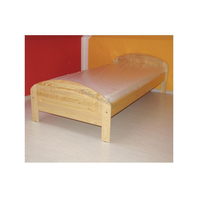Łóżko Klasyczne 03 z litego drewna sosnowego>                                         <span class=