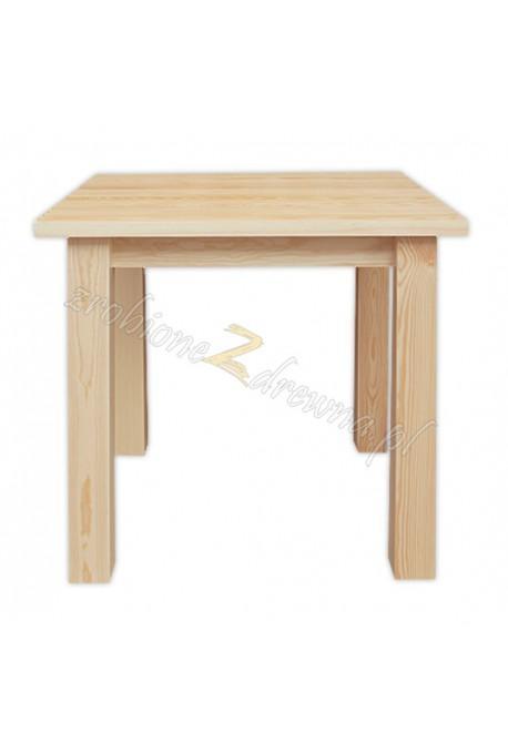 Stół sosnowy Klasyczny 06 do kuchni