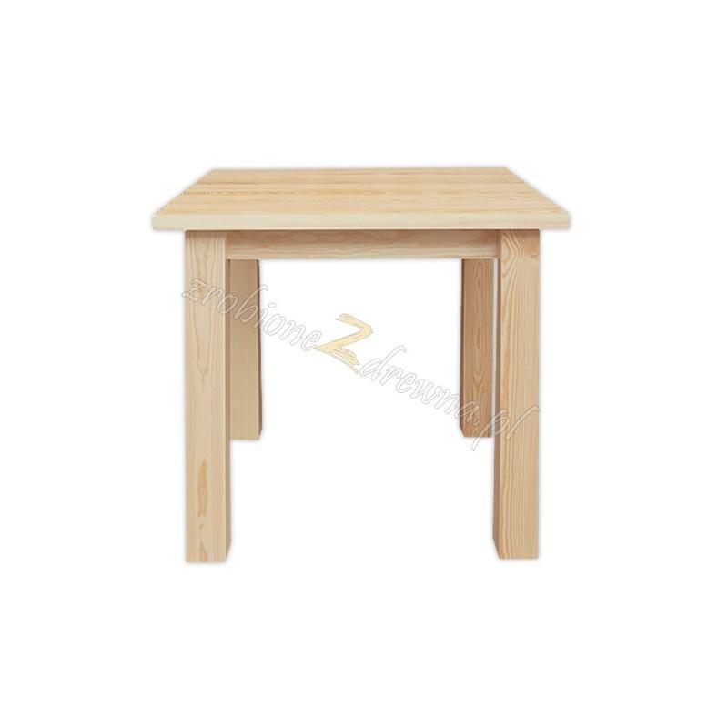 Stół sosnowy Klasyczny 06 do kuchni>                                         <span class=