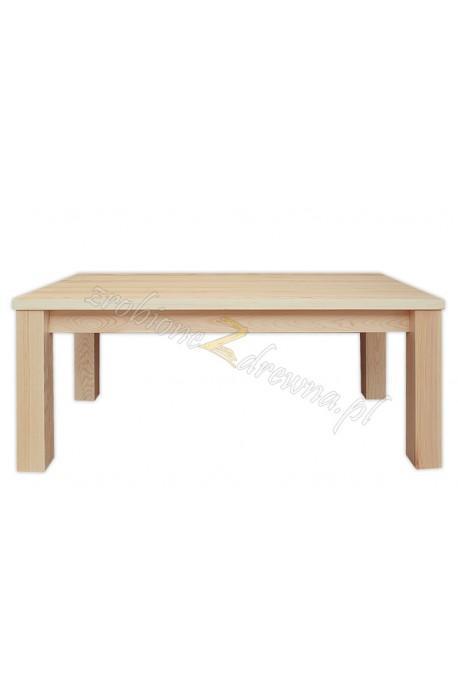 Stół sosnowy Klasyczny 09 do salonu lub jadalni