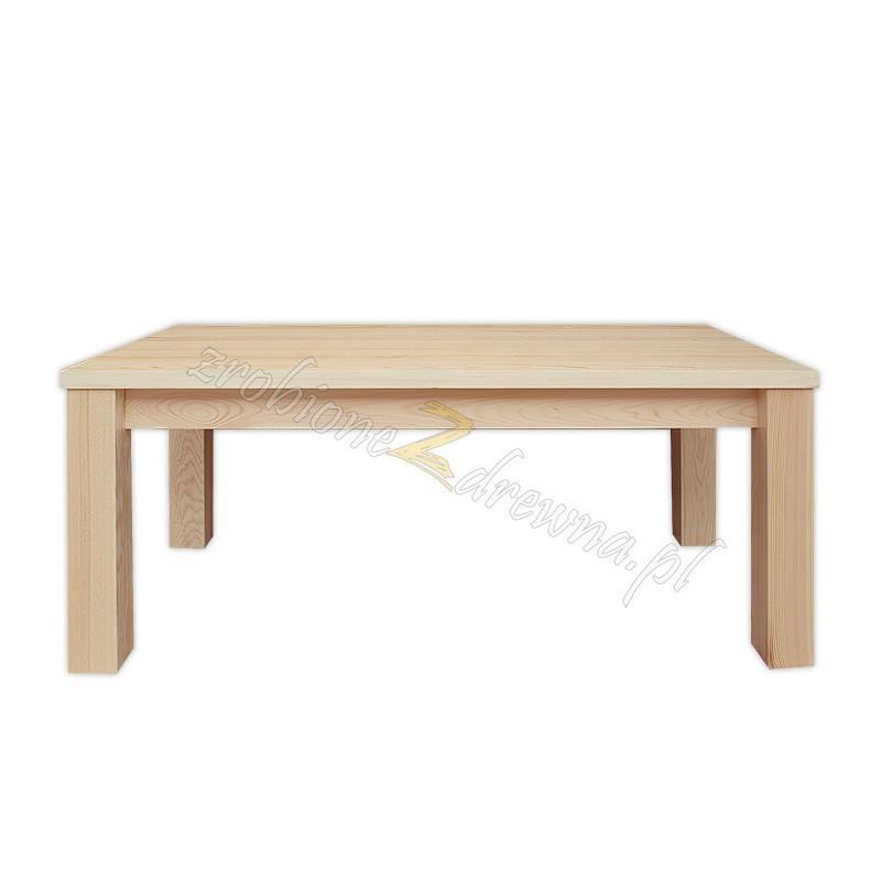 Stół sosnowy Klasyczny 09 do salonu lub jadalni>                                         <span class=