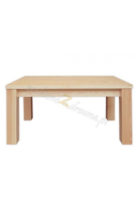 Stół Klasyczny 11 z litego drewna sosnowego