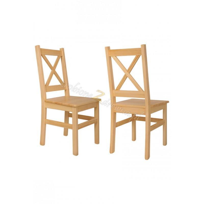 Krzesło sosnowe Klasyczne 02 do kuchni>                                         <span class=