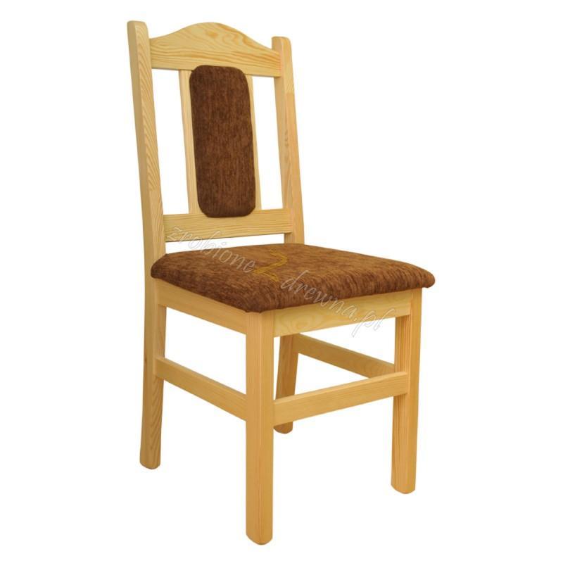 Krzesło Klasyczne 09 z litego drewna sosnowego>                                         <span class=