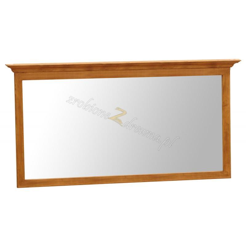 Woskowane lustro sosnowe Hacienda 03 do sypialni>                                         <span class=