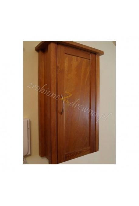 Szafka Wisząca Drewniana Do łazienki 10