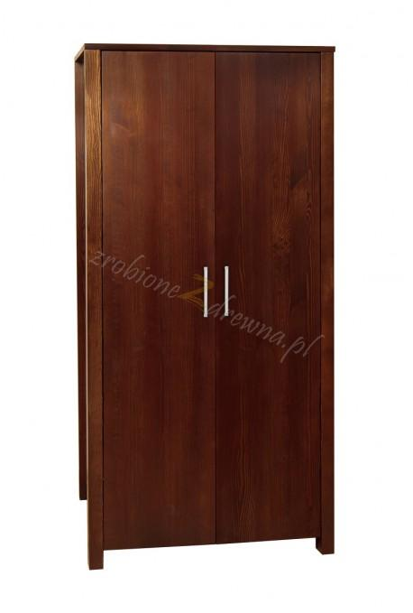 Szafa drewniana Milano 01 do pokoi hotelowych