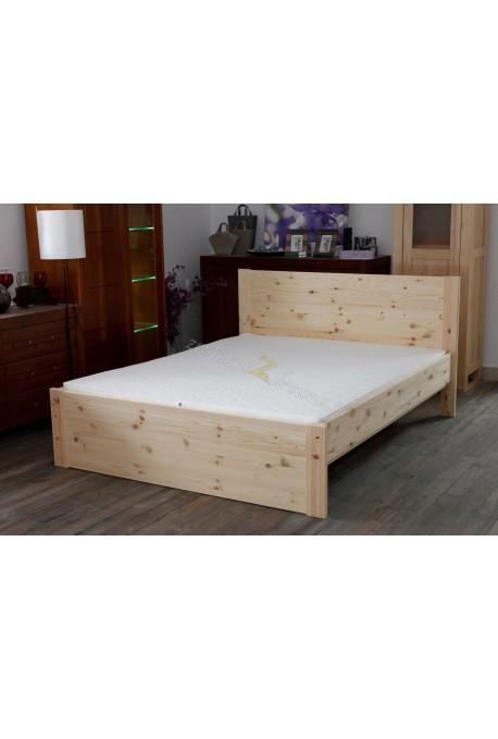 Łóżko drewniane Genua 09 do sypialni