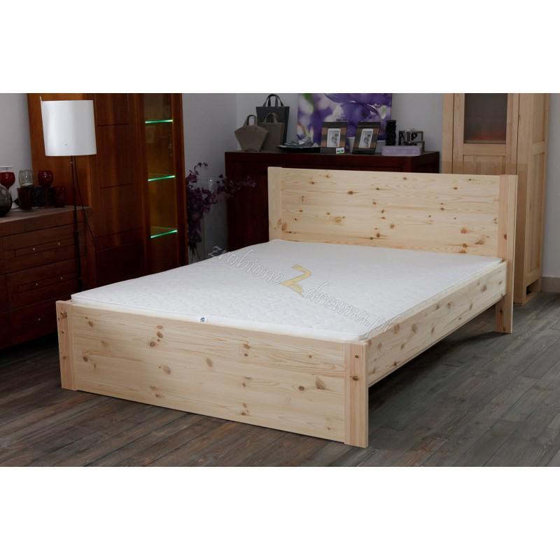 Łóżko drewniane Genua 09 do sypialni>                                         <span class=