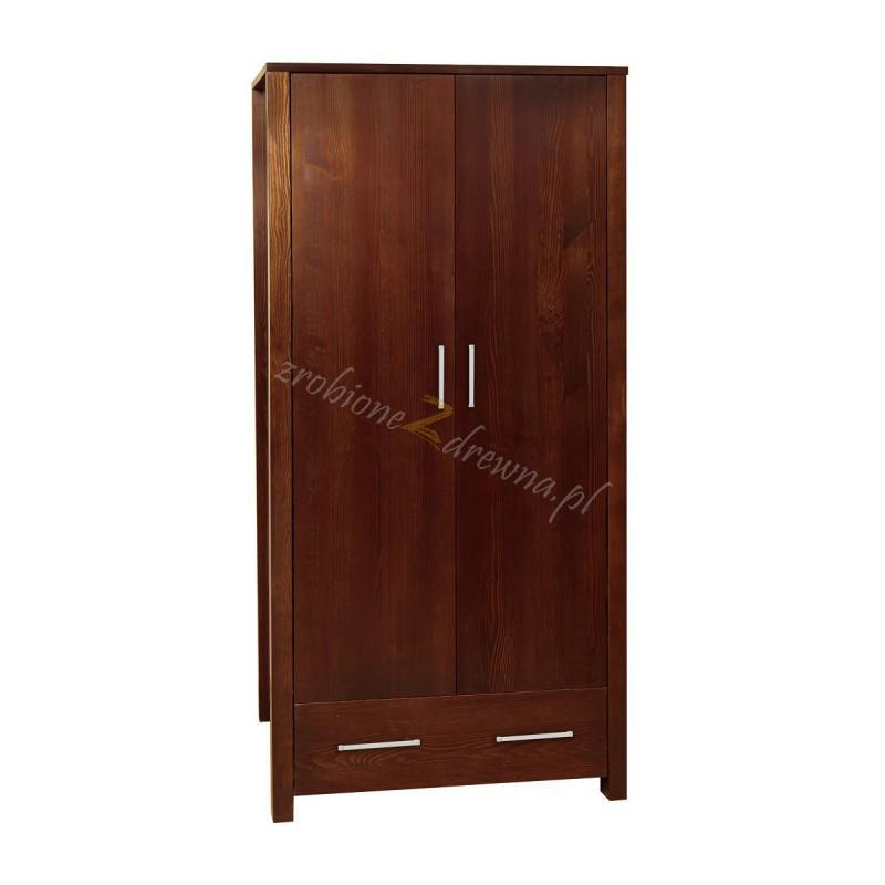 Nowoczesna szafa drewniana Milano 02 dla hoteli>                                         <span class=