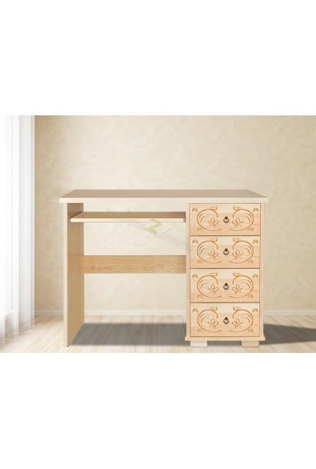Drewniane biurko Góralskie 32 do biura