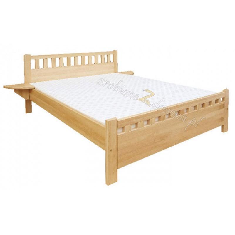 Łóżko sosnowe Klasyczne 11 do sypialni>                                         <span class=