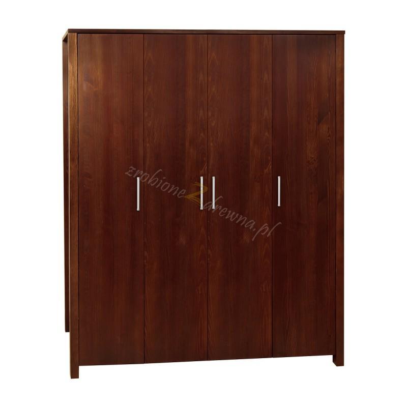Nowoczesna szafa drewniana Milano 05 dla hoteli>                                         <span class=