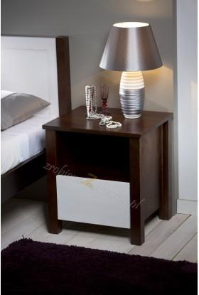 Nowoczesna komoda drewniana Milano 38 dla hoteli
