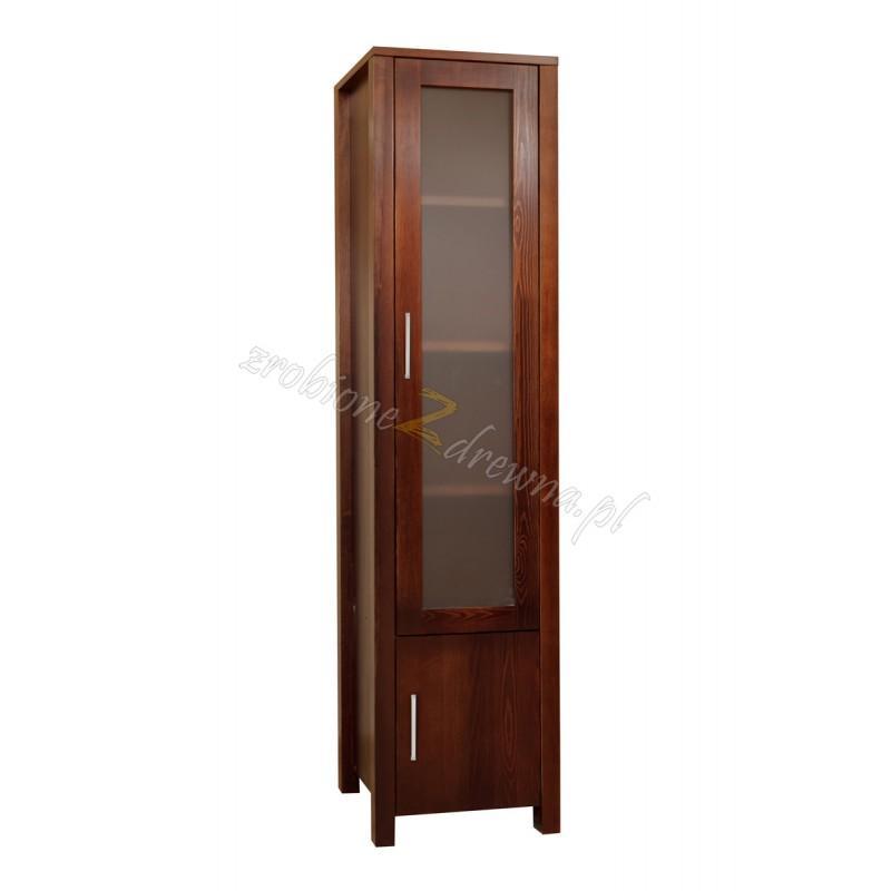 Witryna drewniana Milano 07 do pokoi hotelowych>                                         <span class=