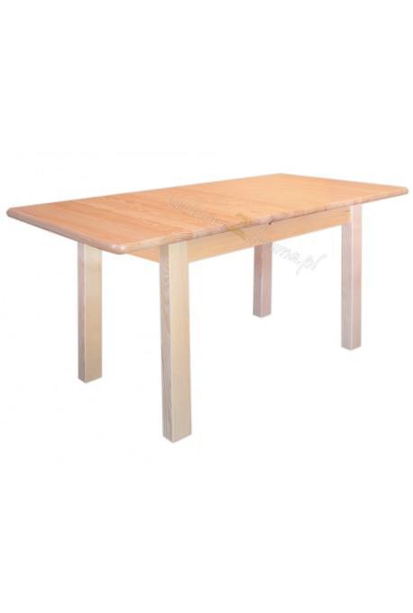Stół drewniany rozsuwany Klasyczny 05 do kuchni lub jadalni