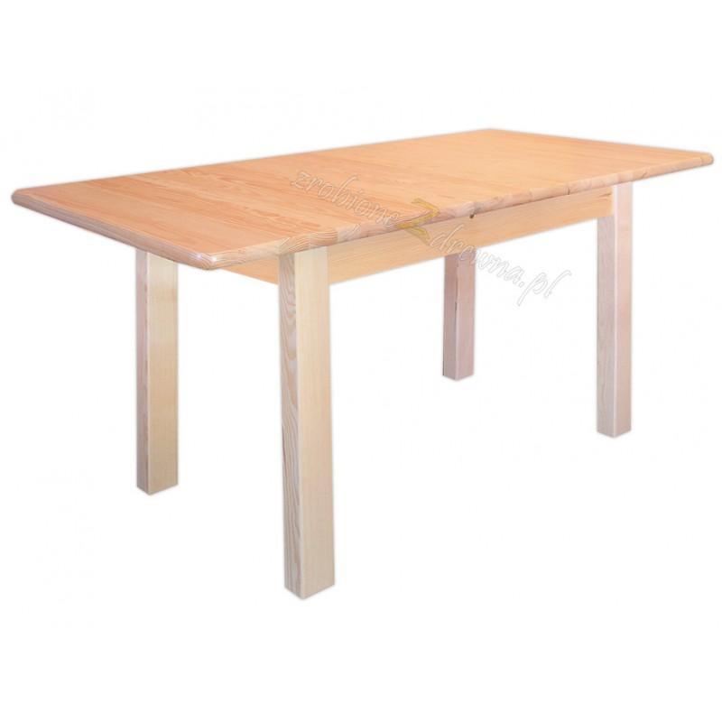 Stół drewniany rozsuwany Klasyczny 05 do kuchni lub jadalni>                                         <span class=