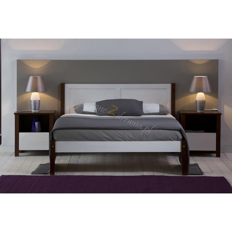 Łóżko drewniane Milano 49 do pokoi hotelowych>                                         <span class=