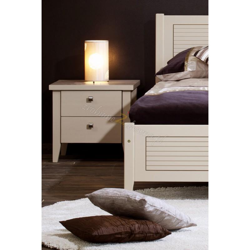 Nowoczesne łóżko drewniane Torino 43 do sypialni>                                         <span class=