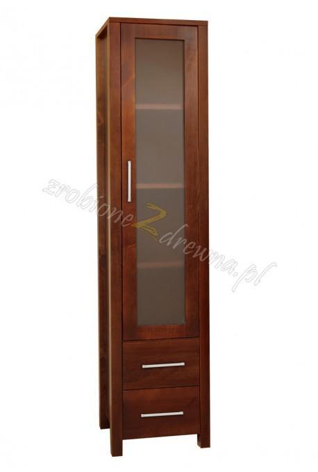 Nowoczesna witryna drewniana Milano 08 dla hoteli